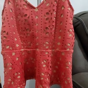 Buckle Tops - NWT Buckle cropped top size M.